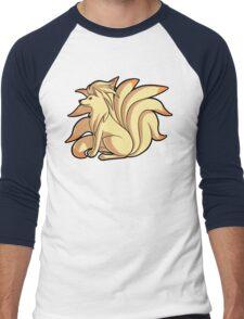 Ninetales Men's Baseball ¾ T-Shirt
