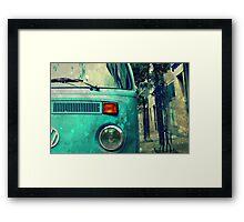 laptop skin-tumblr photography  Framed Print