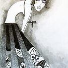 Polyester Girl by Kim Shillington