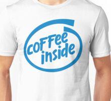 Coffee Inside Unisex T-Shirt