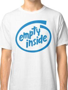 Empty Inside Classic T-Shirt