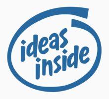 Ideas Inside by tuliptreetees