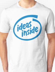 Ideas Inside Unisex T-Shirt