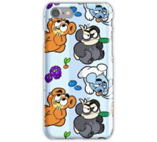 POKEMON: Bear Trio iPhone Case/Skin