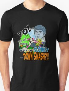 SSBM Yo Did He... T-Shirt