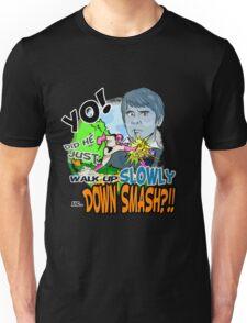 SSBM Yo Did He... Unisex T-Shirt