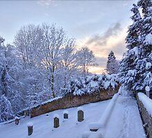 The Old Graveyard by Lynne Morris