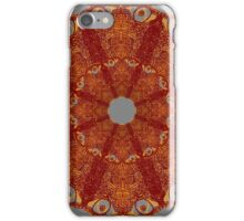 Eyed Cymbal of Flame iPhone Case/Skin