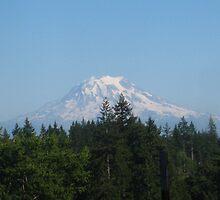 Mt. Rainier by Rainydayphotos