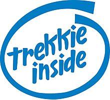 Trekkie Inside Photographic Print