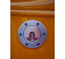 Filler Cap Photographic Print