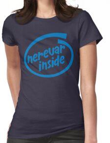 Nerevar Inside Womens Fitted T-Shirt