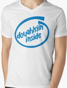Dovahkiin Inside Mens V-Neck T-Shirt
