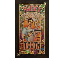 Sweet Tooth Photographic Print