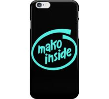 Mako Inside iPhone Case/Skin