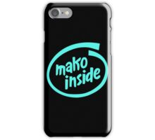 Mako Inside iPhone Case/Skin