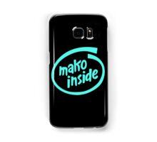 Mako Inside Samsung Galaxy Case/Skin