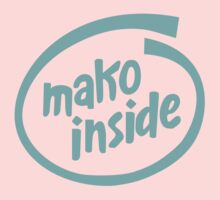 Mako Inside Baby Tee