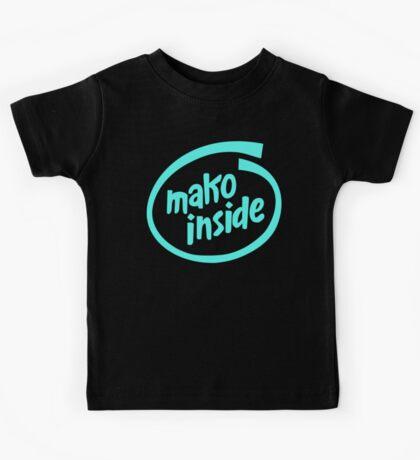 Mako Inside Kids Tee