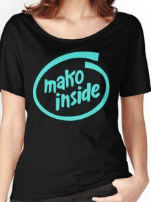 Mako Inside Women's Relaxed Fit T-Shirt