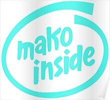 Mako Inside Poster
