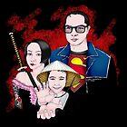 Unconventional Family Portrait by iskamontero