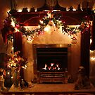 Christmas Around the Fireside by AnnDixon