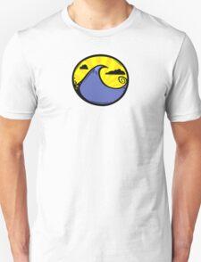 Wave Circle T-Shirt