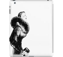 1930's Glamorous Gal iPad Case/Skin