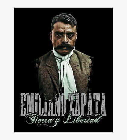 Zapata Photographic Print