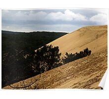 Dune of Pilat - France Poster