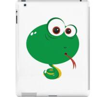 Cartoon Snake iPad Case/Skin