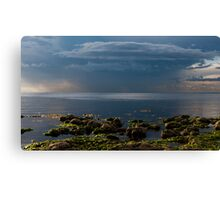 Storm Cell Canvas Print