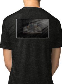 1933 Oldsmobile Touring Sedan - Rum Runner Tri-blend T-Shirt
