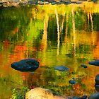 Monet autumnal v2 by Aimelle