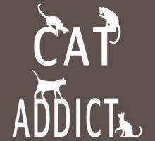 Cat Addict One Piece - Short Sleeve
