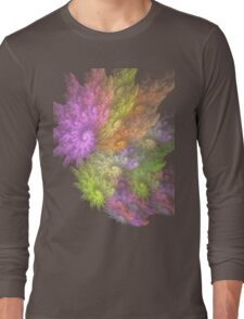 Ocean Flower # 3 Long Sleeve T-Shirt