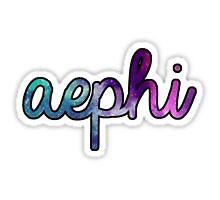 Aephi Galaxy by sophcklein