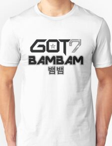 GOT 7 BAMBAM T-Shirt