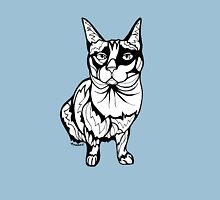 Sharpie Cat: Karma the Siamese Cat Womens Fitted T-Shirt