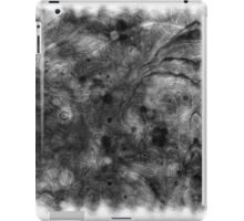 The Atlas of Dreams - Plate 10 (b&w) iPad Case/Skin