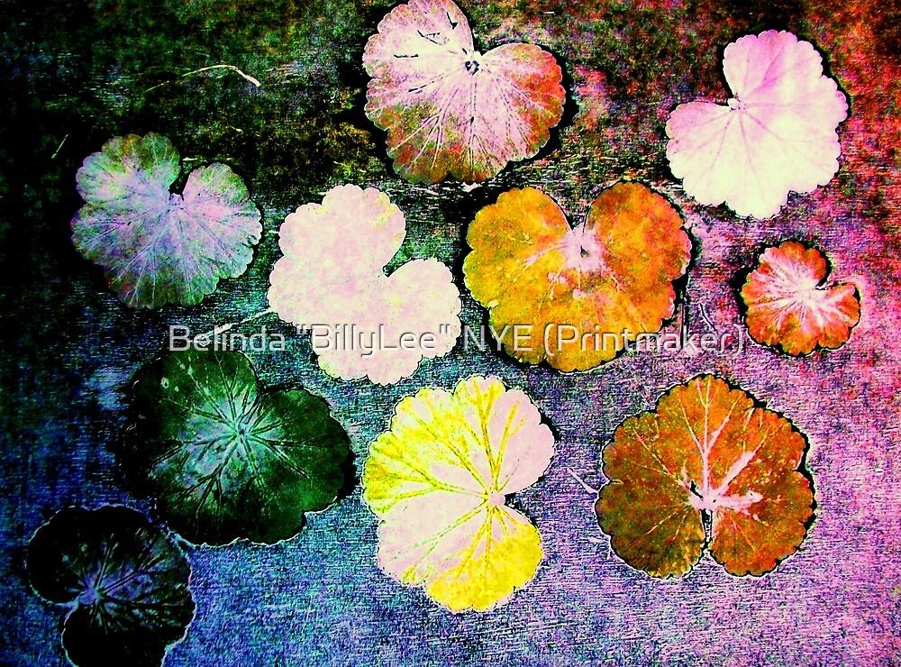 """Decembers Garde 2 by Belinda """"BillyLee"""" NYE (Printmaker)"""