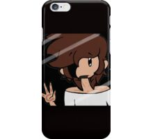 I want to be real iPhone Case/Skin