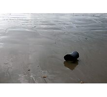 Canned Beach Photographic Print