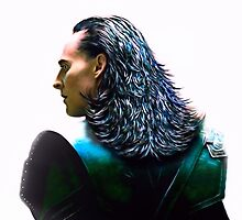 Loki - There Are No Men Like Me II Version I by DeMoy