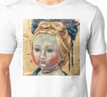 """""""Nothing to Fix"""" (Antique French Doll) Unisex T-Shirt"""