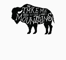 Take me to the mountains Womens Fitted T-Shirt