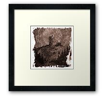The Atlas of Dreams - Plate 11 Framed Print