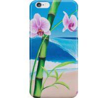 Bamboo Oahu  iPhone Case/Skin