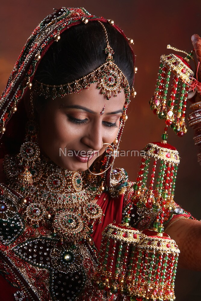Wedding Portrait !! by Naveen  Sharma